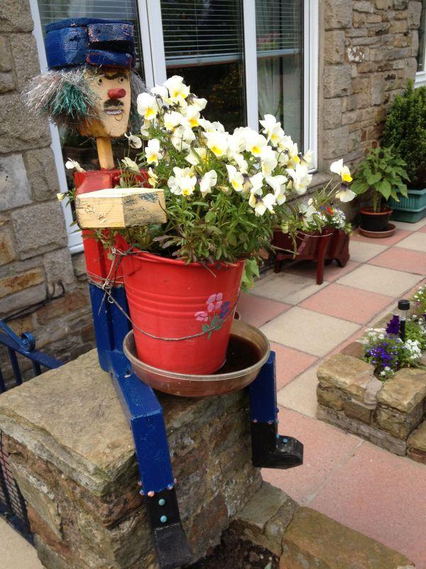 The Flowerpot Man
