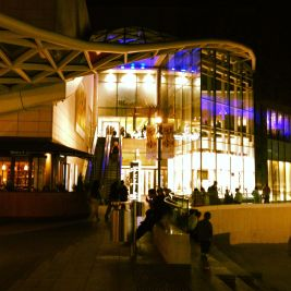 A Shopping Centre By Shepherds Bush