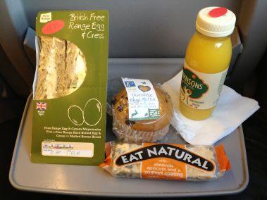 Dinner, Railway Style