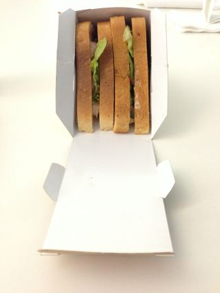The Sandwich Box Opens Wrong