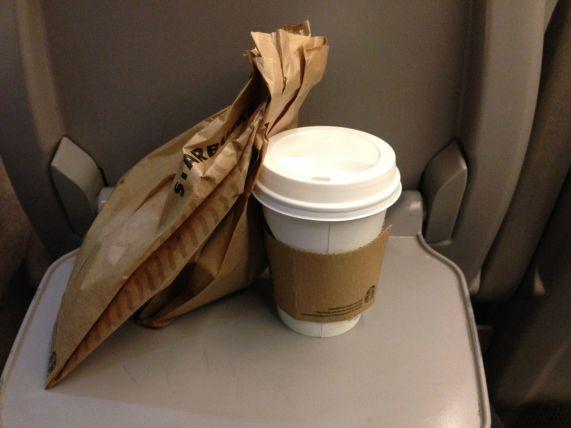 7am Breakfast On The Train