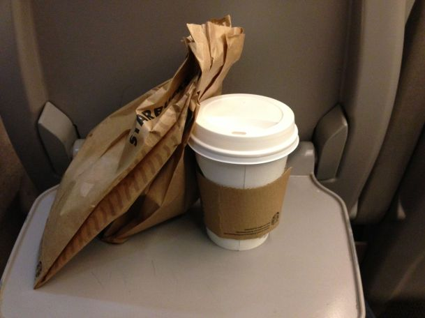 7am Breakfast On The Train