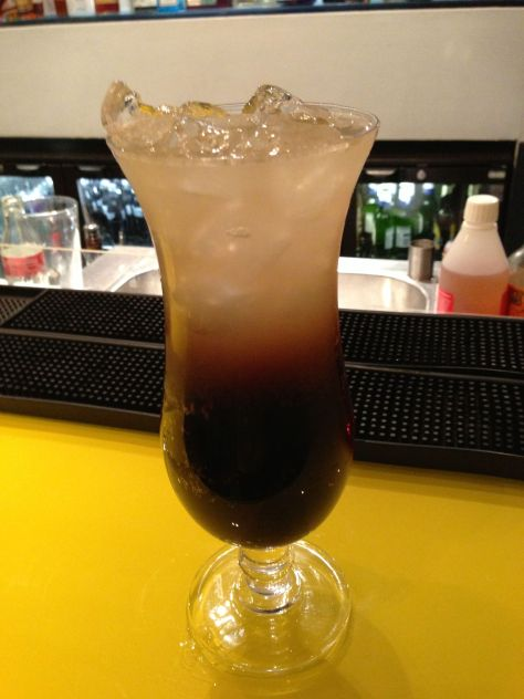 A Long Island Ice Tea