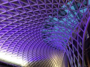 The Awesome Kings Cross Roof