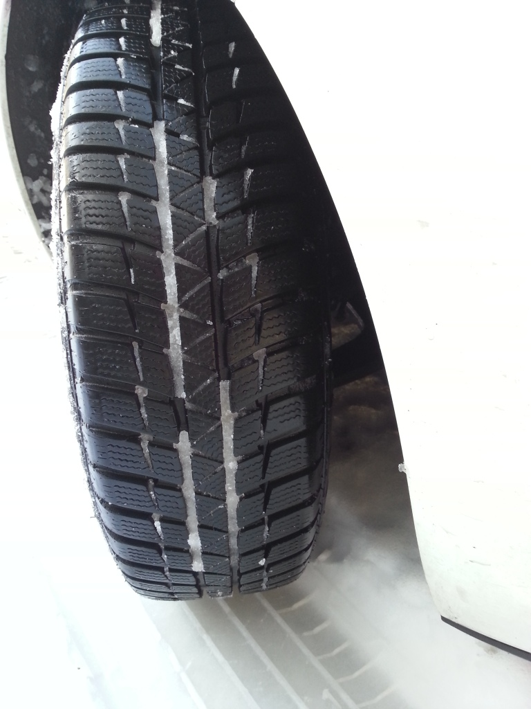 Some Winter Tyres