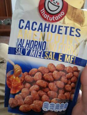 Mmmmm, nuts!