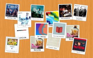 Last.Fm Recent Albums