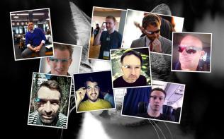 Tumblr Blog - White Men Wearing Google Glass