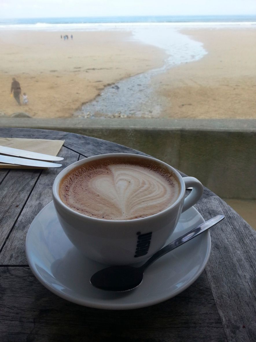 Last Coffee Of The Holiday