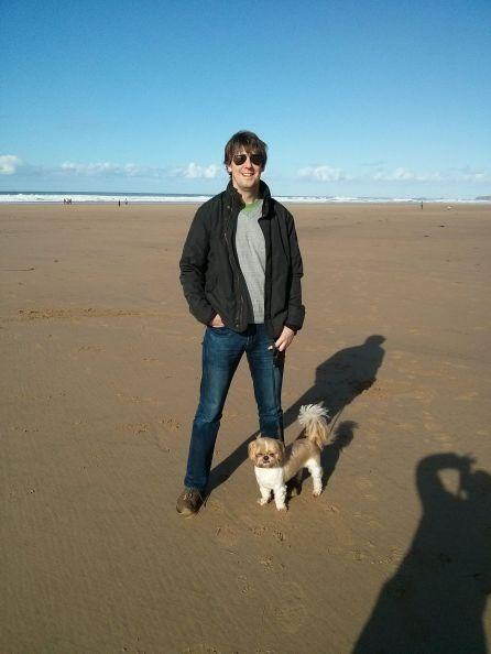 Sunny Cornwall In November