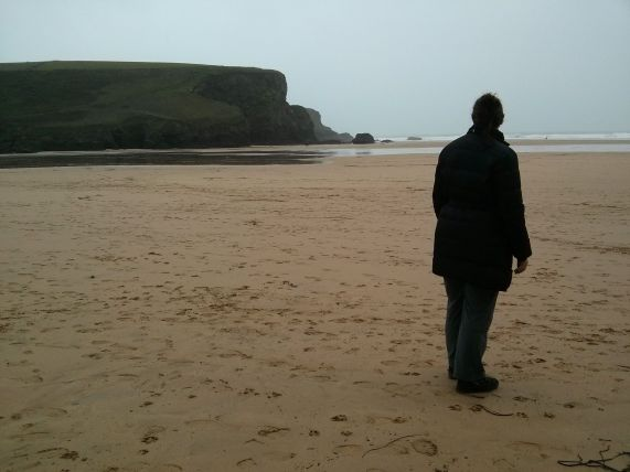 We Love Beach Walking