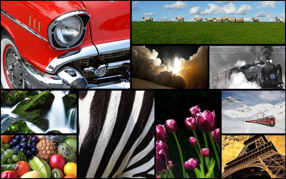 A Pixabay Photo Collage