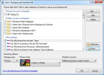 The JBS 4 User Interface
