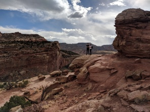 Capitol Reef National Park views